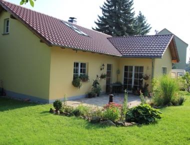 Neubau Wohnhaus in Olbersdorf