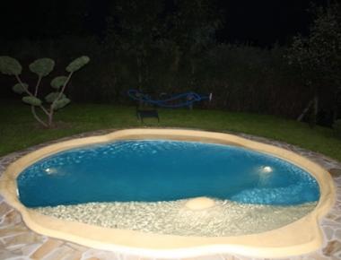 Bau von individuellen Swimmingpools