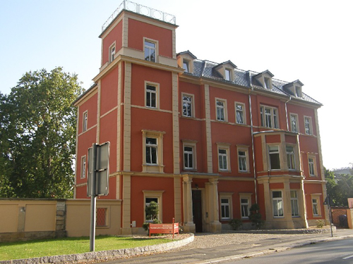 Komplexsanierung Theaterring, Zittau