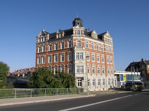 Komplexsanierung Weißenberger Straße, Löbau